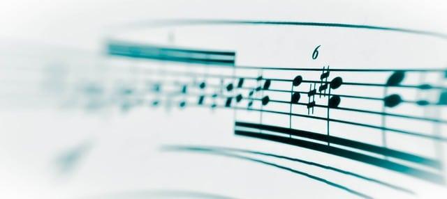 Singen lernen nach Noten